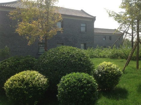 Sede di Conservatorio Italia nel campus di Tianjin, in Cina