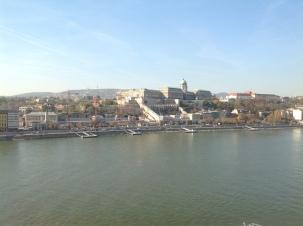 Splendida vista sul Danubio